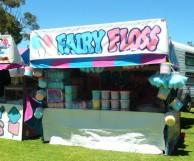 floss stall -