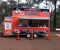 churro food van